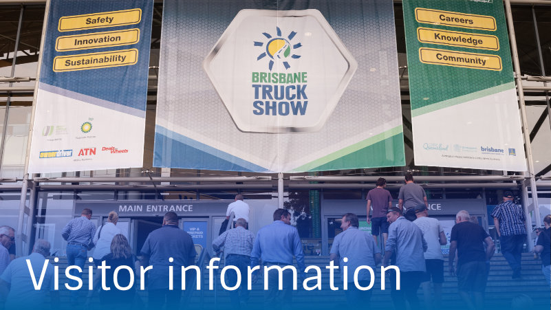 What's On at the Brisbane Truck Show