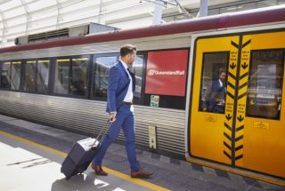 Brisbane Rail makes it easy to get around