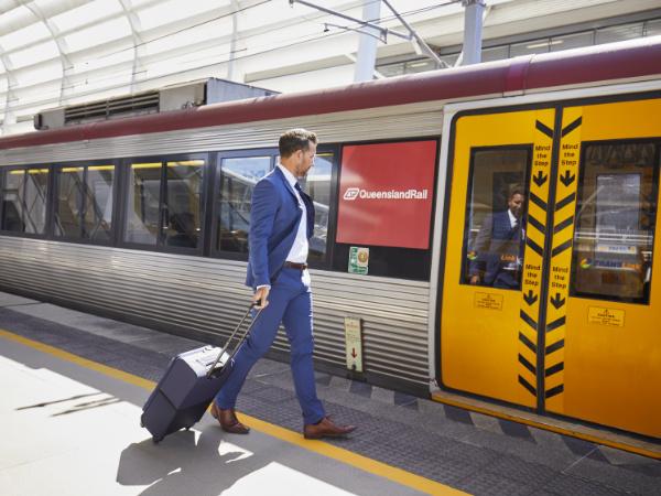Brisbane Rail makes it easy to get around