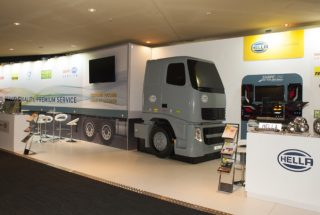 Hella Australia at the Brisbane Truck Show