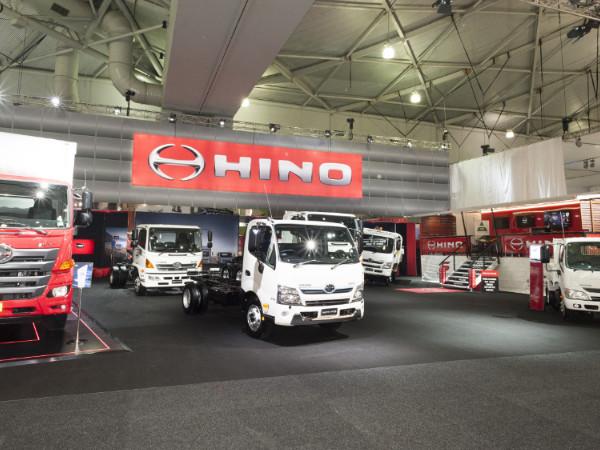 Hino Brisbane Truck Show Stand