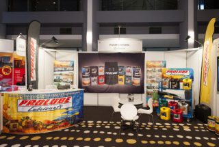 Prolube Lubricants at the Brisbane Truck Show