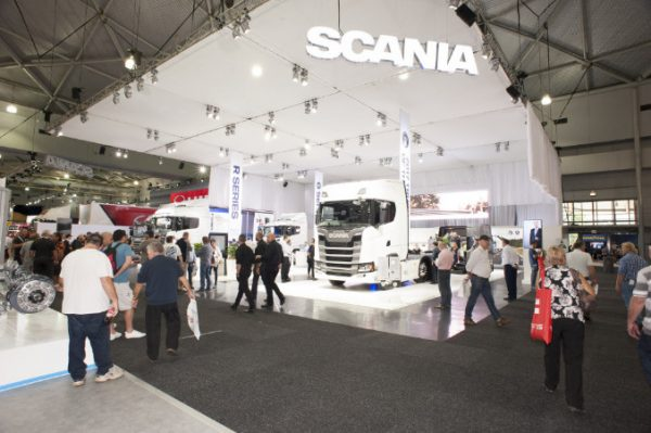 Scania are returning for the 2019 Brisbane Truck Show - Brisbane Truck Show