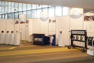 Airtec Corporation at the Brisbane Truck Show