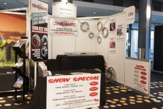 Centramatic at the Brisbane Truck Show