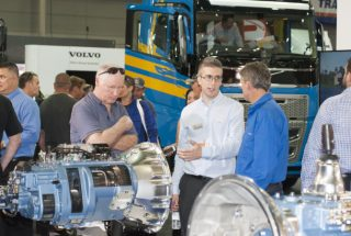 Eaton Vehicle Group at the Brisbane Truck Show