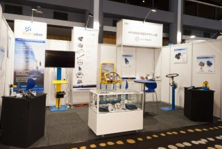 Hydrosteer at the Brisbane Truck Show