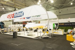SAF-Holland at the Brisbane Truck Show