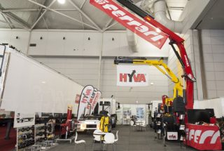 Hyva Pacific at the Brisbane Truck Show