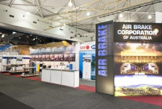 Air Brake Corporation Of Australia at the Brisbane Truck Show