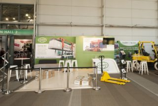 Combilift Australia at the Brisbane Truck Show