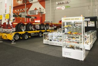 Drake Trailers at the Brisbane Truck Show