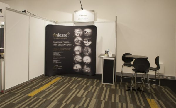 Finlease at the Brisbane Truck Show