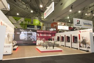 Meritor at the Brisbane Truck Show