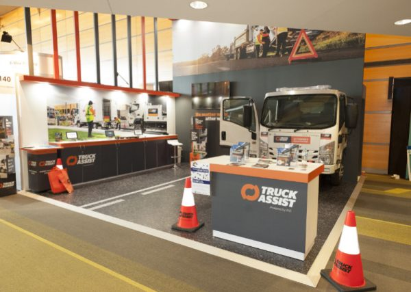 Truck Assist at the Brisbane Truck Show