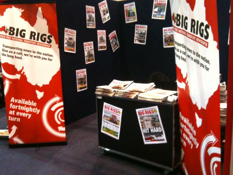 Big Rigs Newspaper
