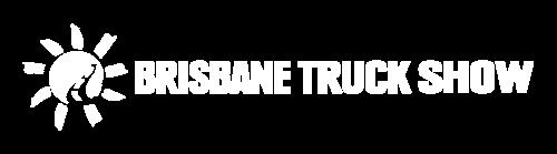 Brisbane Truck Show Logo White